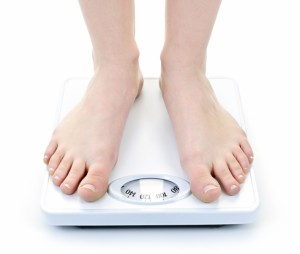 fötter viktminskning