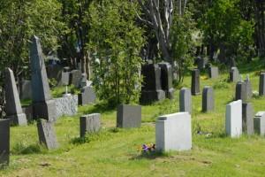 Ny lag om begravningar
