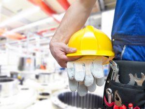 Bär rätt arbetskläder för säkerhetens skull